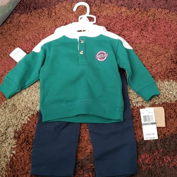 Infant boys 2 piece outfit